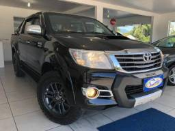 Toyota Hilux CD 4X4 LIMITED 3.0 TDI   - 2015