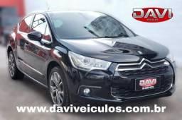 CITROËN DS4 2013/2014 1.6 MPFI 16V TURBO INTERCOOLER GASOLINA 4P AUTOMÁTICO - 2014