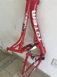 Quadro de bike totem