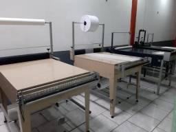 Máquina Geriátrica Para Fabricação de Fraldas