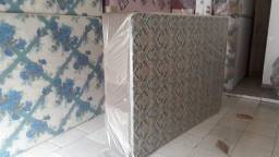 Cama box de casal espuma promoção/ box