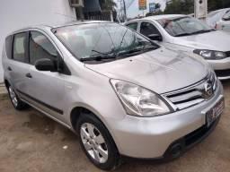 Nissan Livina 1.6 S 2011 Gnv 5ª Geração Financio Leia o Anuncio - 2011