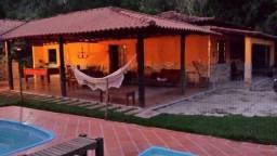 Chácara em Inhapim, 30.000 m². Casa e 3 piscinas. Valor 550 mil