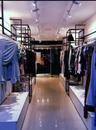 Passo loja de roupa feminina no cohajap