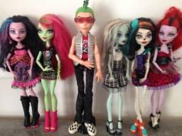 Bonecas Monster High - 30,00 cada boneca