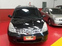 NISSAN GRAND LIVINA 2011/2012 1.8 S 16V FLEX 4P MANUAL - 2012