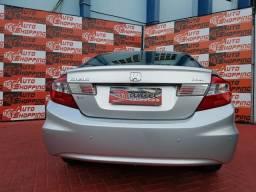 Honda civic automatico lxl 2012/13 1.8 - 2013