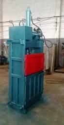 Prensa Hidraulica Reciclagem Prensa Papelão até 150 Kg