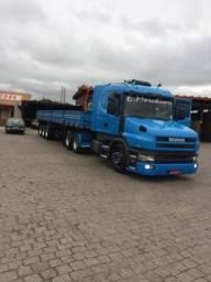 Scania 124 360 2002 APENAS CAVALO - 2002