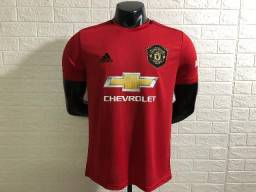Camisa Manchester United Home 19/20 s/n°;