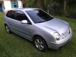 Volkswagen Polo 2.0 2003. GNV 5 geração. completo, air bag, ABS - 2003