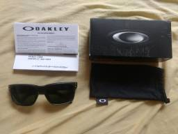 a37deadc63b33 Óculos Oakley Holbrook Steel Dark Grey Original Eua