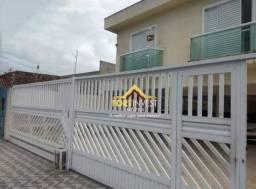 Sobrado à venda, 65 m² por R$ 220.000,00 - Aviação - Praia Grande/SP