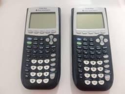 Calculadora Texas Instrument TI - 84 Plus , melhor que HP 50 G., usado comprar usado  Praia Grande