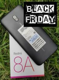Black Friday by XIAOMI.. Redmi 8A 64 4 de RAM Lacrado com Garantia e Entrega hj