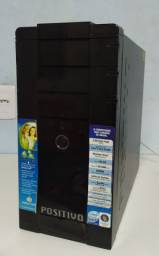 CPU  - Processador : Pentium Dual Core E5400 2.7GHz, Memória 3 GB, HD 160 GB