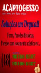 Drywall(Gesso acartonado)