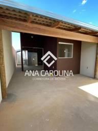 Casa para Venda em Montes Claros, Jardim Olímpico, 2 dormitórios, 1 banheiro, 1 vaga