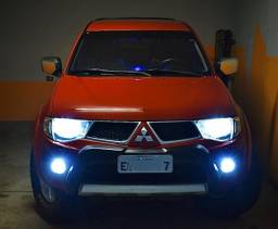 Mitsubishi L200 Triton HPE 4x4 3.5 V6 (flex) (cab. dupla) (automática) - 2011