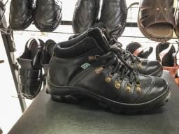 Boot Couro legítimo
