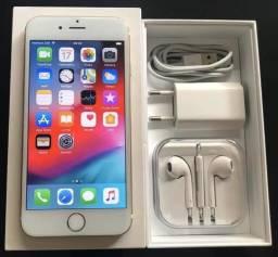 IPhone 6S Dourado 16GB - Aceito iPhone/Ouro (parcelo)