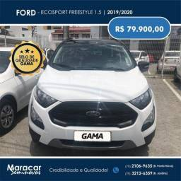 Ford Ecosport Freestyle 1.5  - 2020