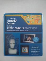 Processador Intel I5 4460 Lga1150 3.2ghz Na Caixa Com Cooler