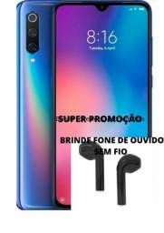 Celular smartphone Novo Xiaomi Mi 9 128gb hd