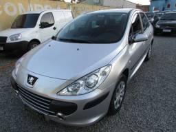 Peugeot 307 presence 48x539 sem entrada 1.6 flex completo 2007 - 2007
