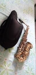 Sax alto novíssimo lindo