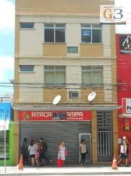 Apartamento com 1 dormitório para alugar, 45 m² por r$ 600,00/mês - centro - pelotas/rs