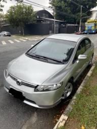 Civic LXS FLEX Blindado - 2008