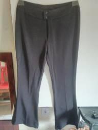 Calça social pantalona - nova