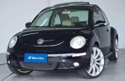 New beetle 2009 top de linha com teto - financio ou troco- - 2009