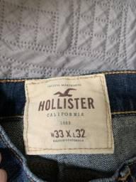 Calça jeans Hollister original 38