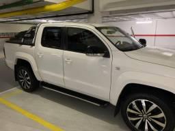 VW Amarok 2.0 Highline - 2016 BLINDADO