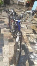 Bicicleta motoriza semi novissima