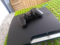 Vendo Playstation 3 desbloqueado mil jogos ou troco por bicicleta aro 29