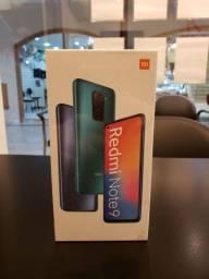 Xiaomi note 9 64GB 3GB ram  preto (lacrado)