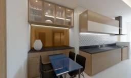 Arquitetura, maquete 3d, planta humanizada