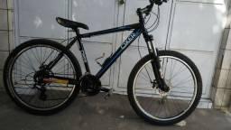 Bicicleta oxer com a nota fiscal