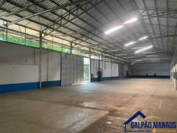 Galpão Manaus - 3.700 m² - Flores - GGL16
