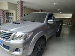Hilux cabine simples 2015