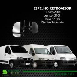 Espelho Retrovisor Ducato/ Boxer/ Jumper