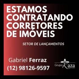 Contrata-se Corretores! - Setor: Lançamento - Grupo Kaza