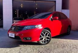 Honda City Sport 1.5 Flex 2014 manual GNV!