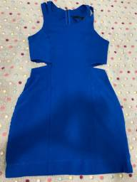 Vestido Azul Dress To - M
