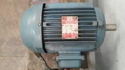 Motor Weg 3 cv trifasico 1100 rpm 6 polos
