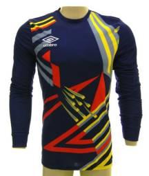 Camisa Goleiro Umbro Manchester ml mrh