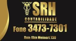 Vaga de emprego (ESTÁGIO) - Contabilidade e RH